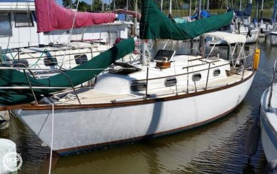 Cape Dory 28, 28', for sale - $21,500