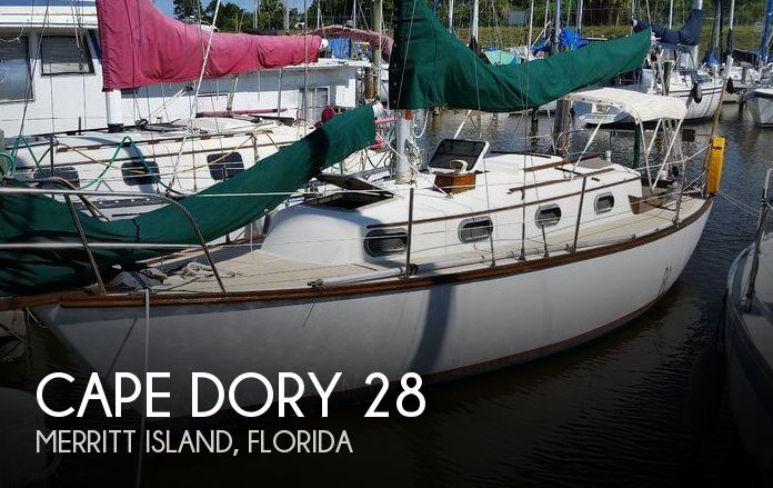 1981 Cape Dory boat for sale, model of the boat is 28 & Image # 1 of 40