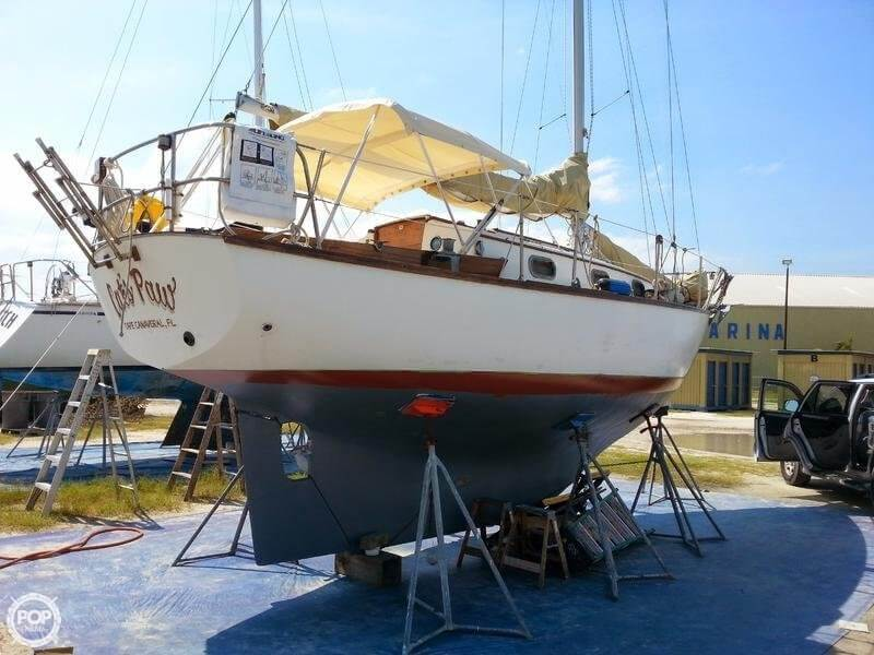 1981 Cape Dory boat for sale, model of the boat is 28 & Image # 2 of 40