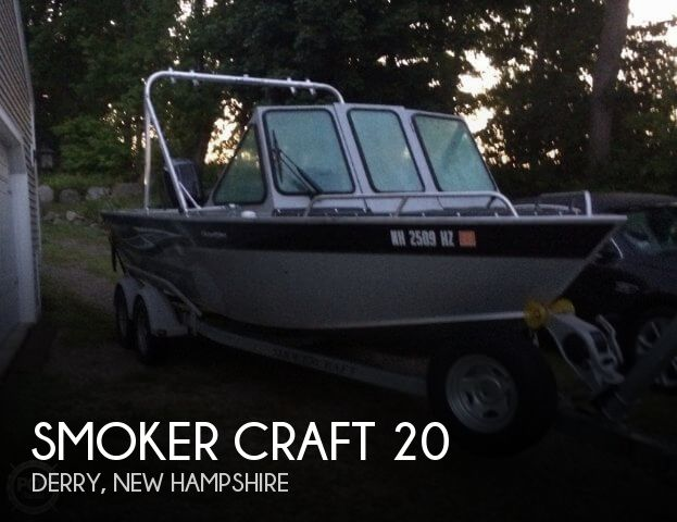 Used Smoker Craft Boats For Sale by owner   2016 Smoker Craft 20