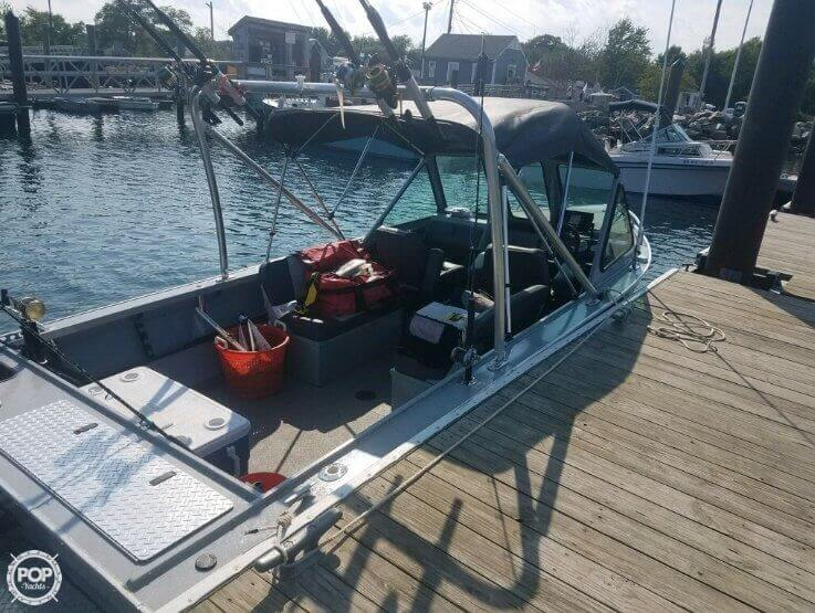 2016 Smoker Craft boat for sale, model of the boat is Phantom 202 OS & Image # 2 of 41