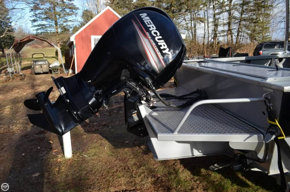 2016 Smoker Craft boat for sale, model of the boat is Phantom 202 OS & Image # 15 of 41