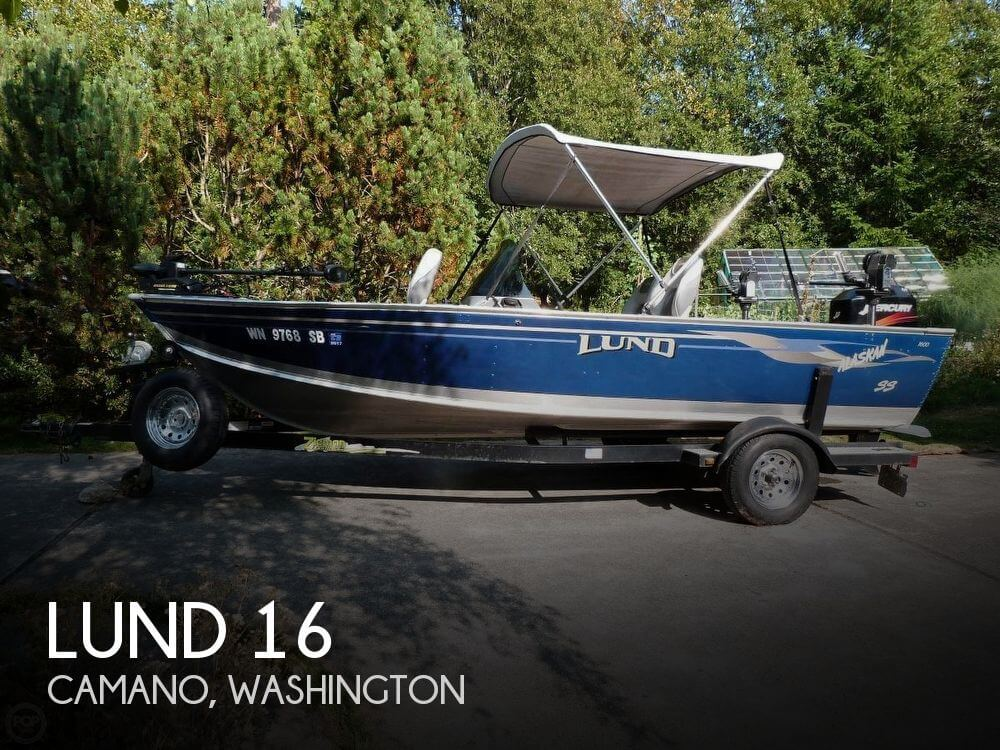 Used Lund Boats For Sale by owner | 2004 Lund 16