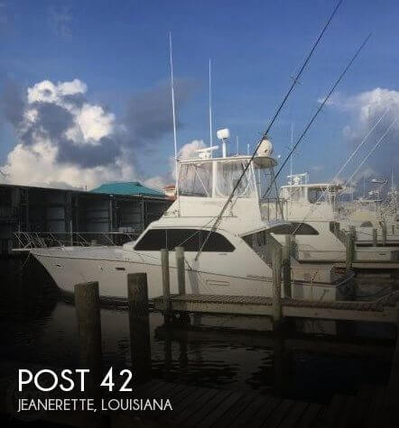 Used Post Boats For Sale by owner | 1979 Post 42