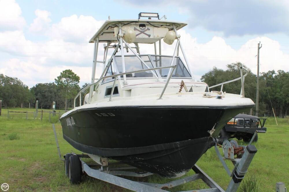 Deep V For Offshore Fishing