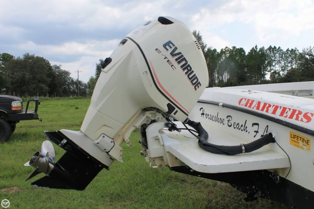 2000 American Angler boat for sale, model of the boat is 240 & Image # 10 of 41