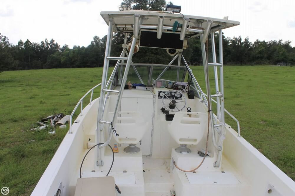 2000 American Angler boat for sale, model of the boat is 240 & Image # 11 of 41