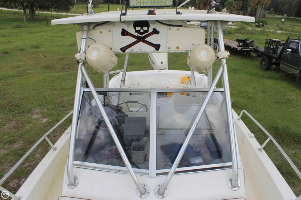 2000 American Angler boat for sale, model of the boat is 240 & Image # 12 of 41