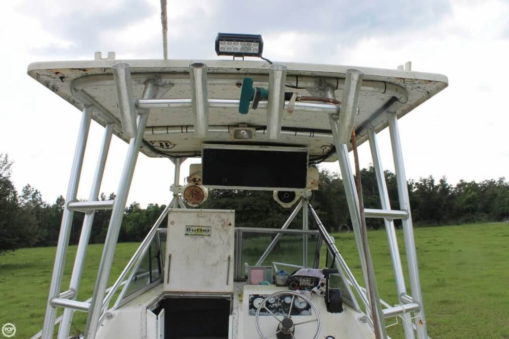 2000 American Angler boat for sale, model of the boat is 240 & Image # 16 of 41