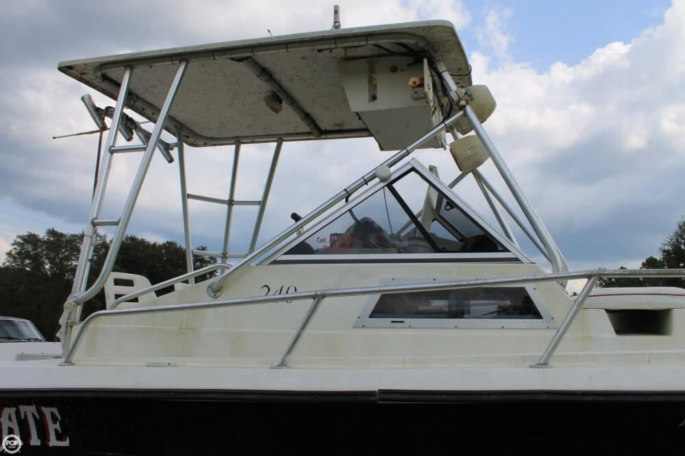 2000 American Angler boat for sale, model of the boat is 240 & Image # 23 of 41