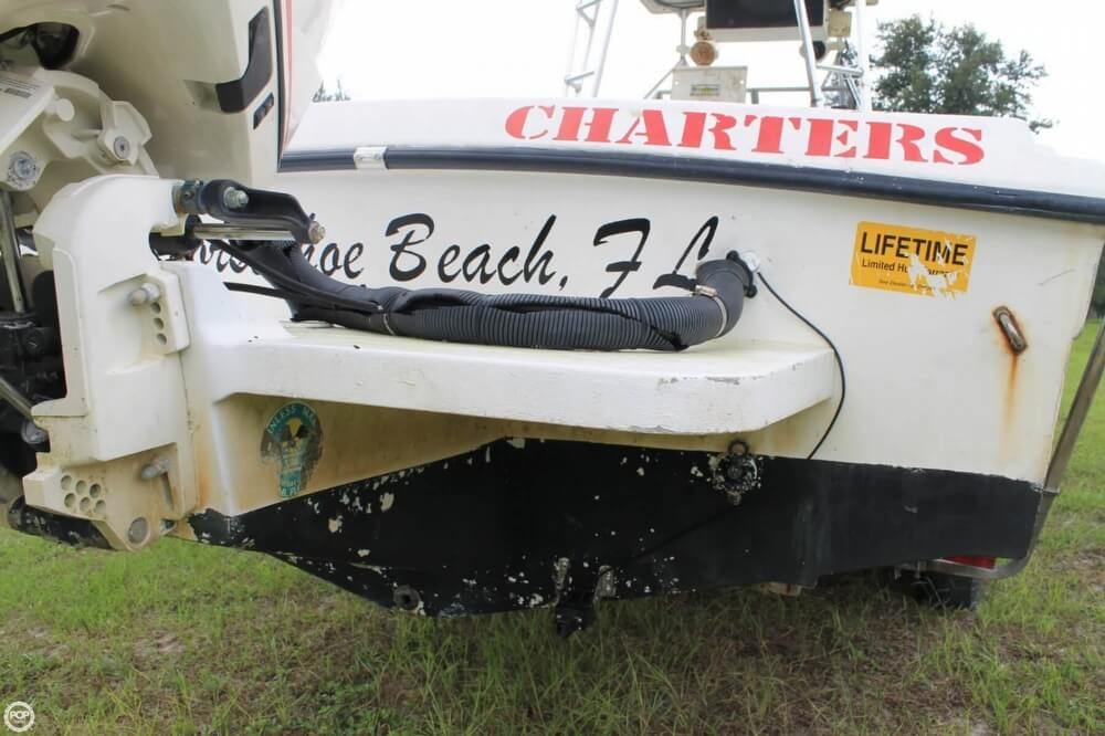2000 American Angler boat for sale, model of the boat is 240 & Image # 29 of 41