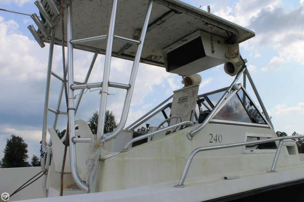 2000 American Angler boat for sale, model of the boat is 240 & Image # 35 of 41