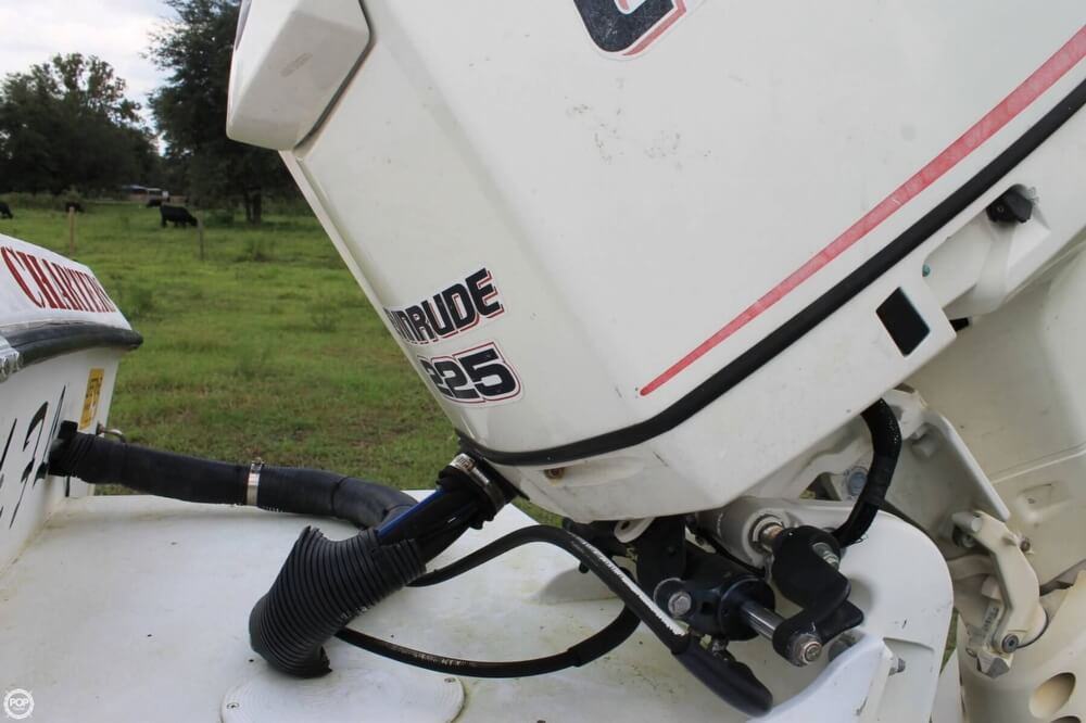 2000 American Angler boat for sale, model of the boat is 240 & Image # 39 of 41