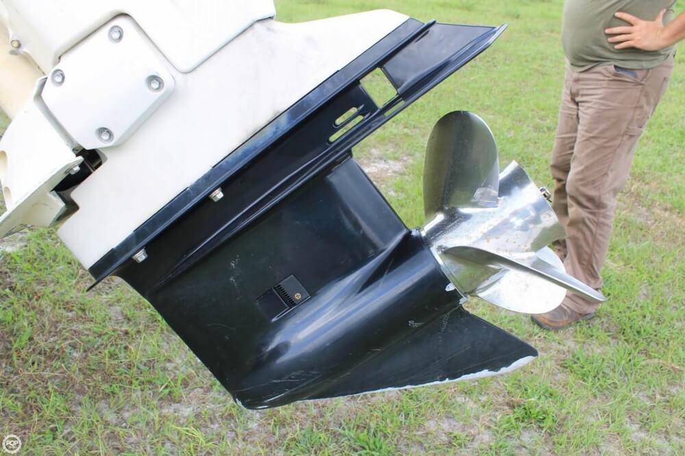 2000 American Angler boat for sale, model of the boat is 240 & Image # 40 of 41