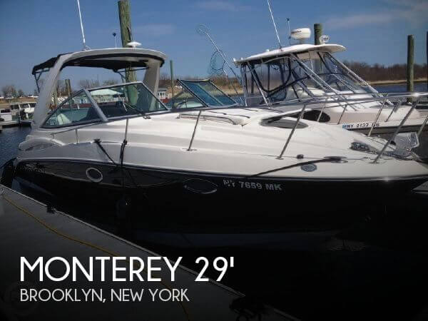 Used 29 Boats For Sale by owner | 2014 Monterey 29
