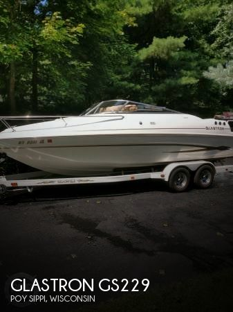 Used Glastron Ski Boats For Sale by owner | 2003 Glastron 22