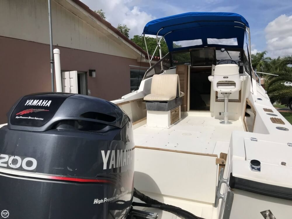 1986 Mako boat for sale, model of the boat is 258 & Image # 7 of 31
