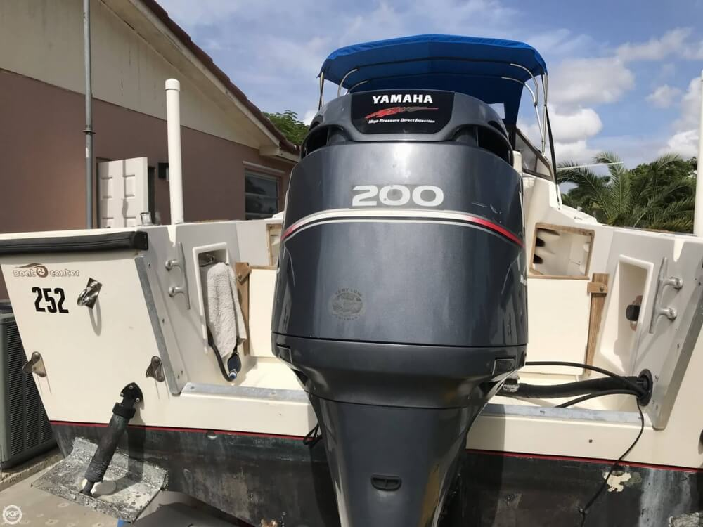 1986 Mako boat for sale, model of the boat is 258 & Image # 8 of 31