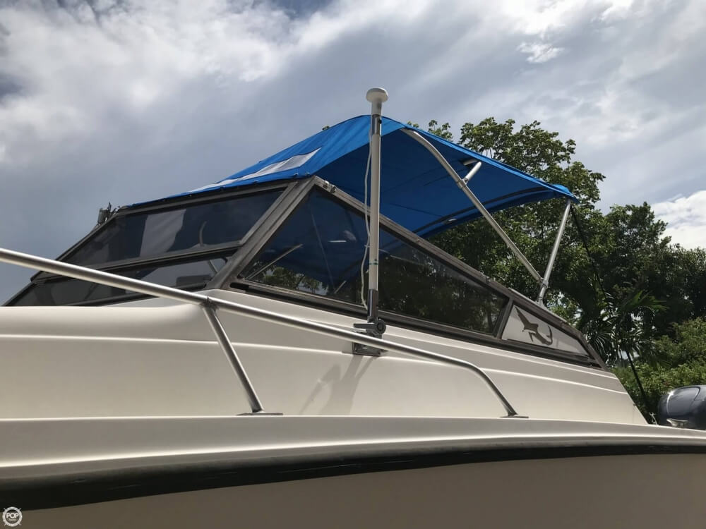 1986 Mako boat for sale, model of the boat is 258 & Image # 29 of 31