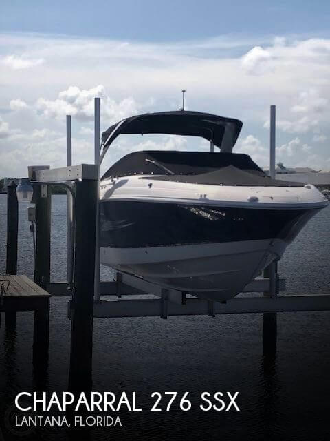 Used Chaparral Boats For Sale in Florida by owner | 2007 Chaparral 28