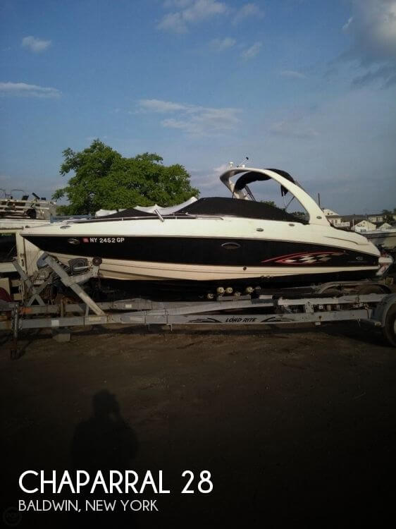 Used Chaparral Boats For Sale in New York by owner   2006 Chaparral 28