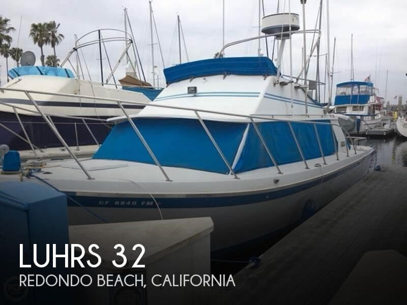 Used Fishing boats For Sale in Oxnard, California by owner | 1973 Luhrs 32