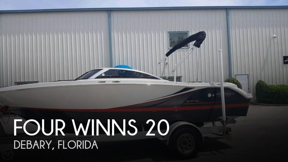 Used FOUR WINNS Ski Boats For Sale by owner | 2016 Four Winns 20