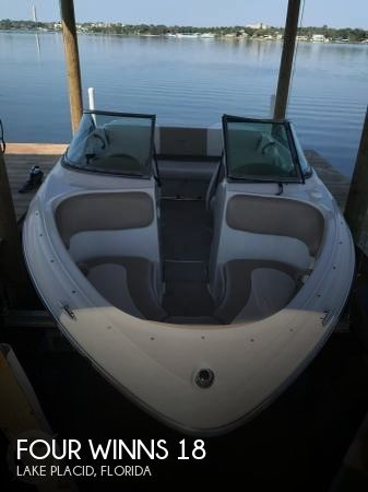Used Four Winns 18 Boats For Sale by owner | 2006 Four Winns 18