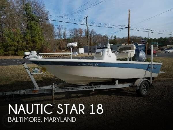 Used Nautic Star Boats For Sale by owner | 2014 Nautic Star 18