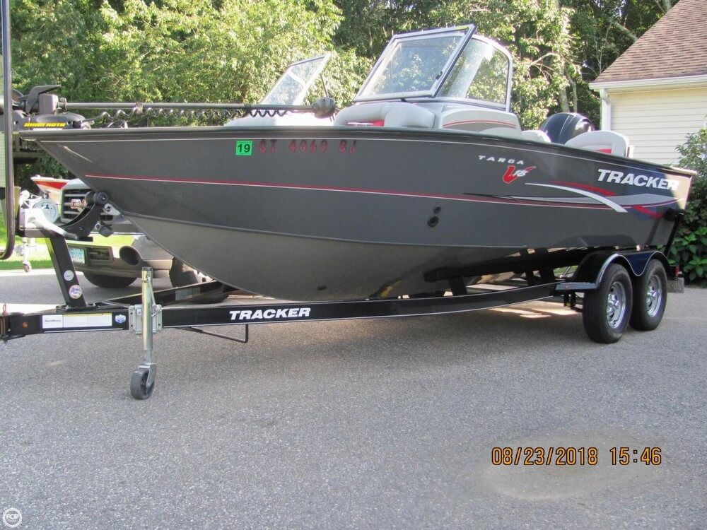 2016 TRACKER BOATS TARGO V 18 COMBO for sale