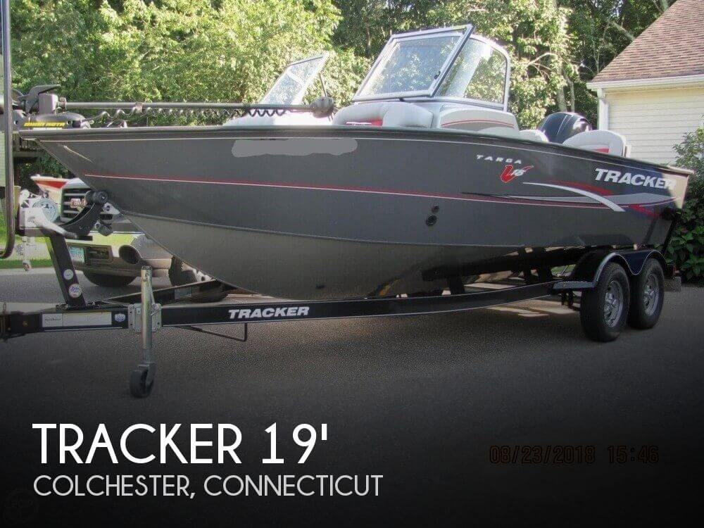 2016 TRACKER BOATS TARGA V 18 COMBO for sale