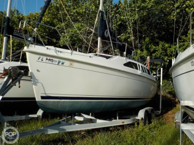 Hunter 260, 26', for sale - $21,900