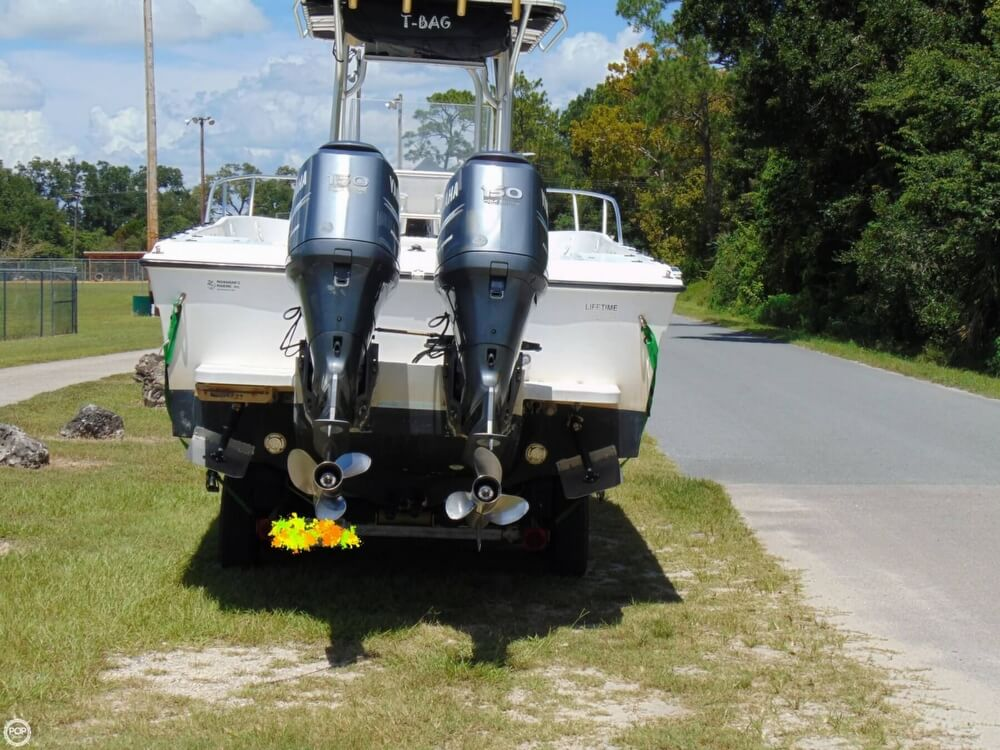 2002 American Angler boat for sale, model of the boat is 274 Center Console & Image # 6 of 40