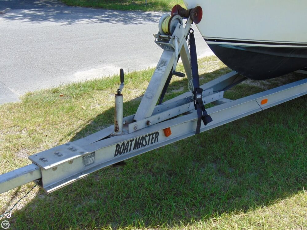 2002 American Angler boat for sale, model of the boat is 274 Center Console & Image # 9 of 40