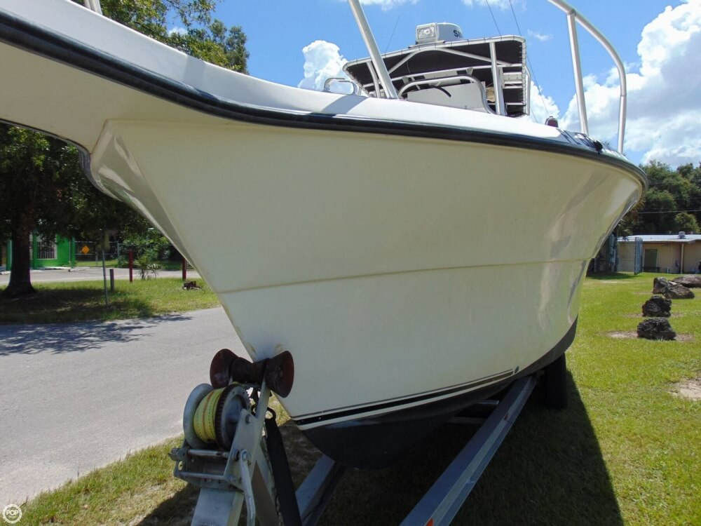 2002 American Angler boat for sale, model of the boat is 274 Center Console & Image # 11 of 40