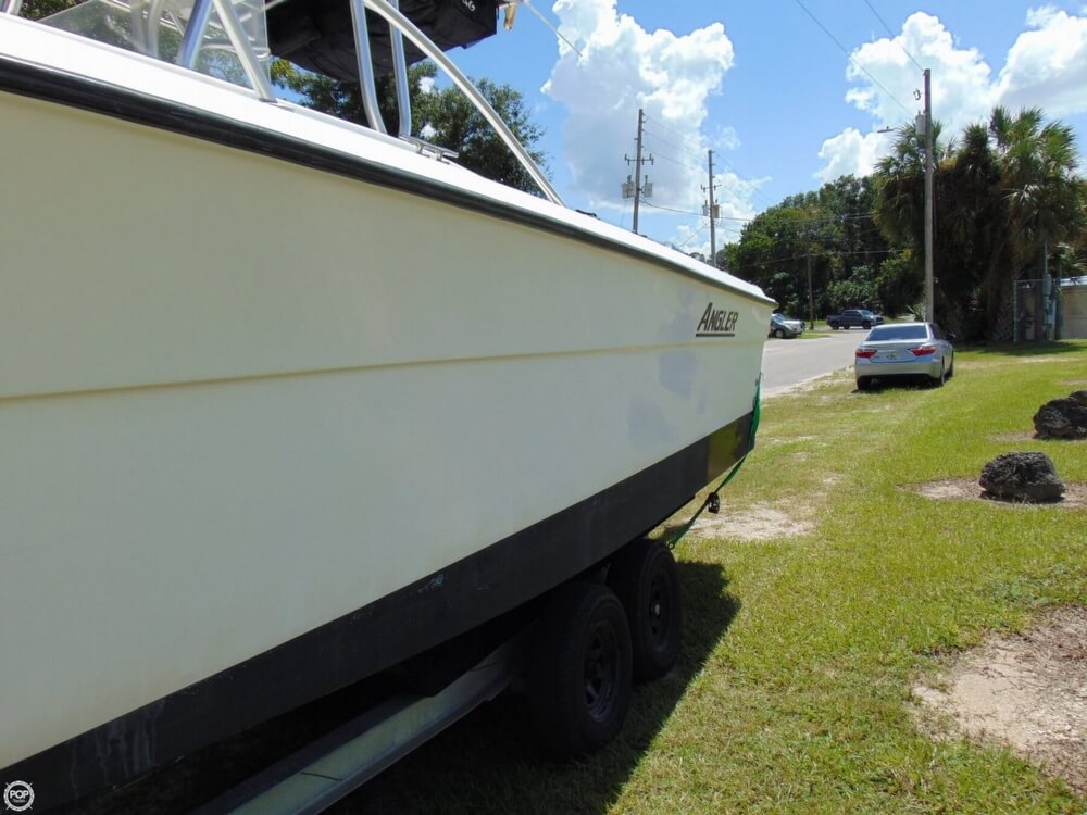 2002 American Angler boat for sale, model of the boat is 274 Center Console & Image # 14 of 40