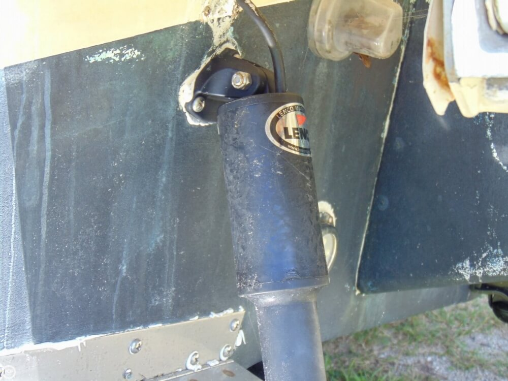 2002 American Angler boat for sale, model of the boat is 274 Center Console & Image # 18 of 40