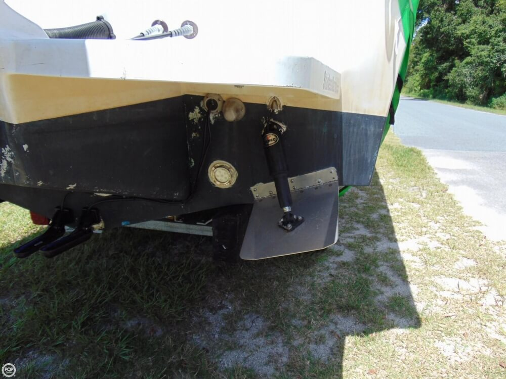 2002 American Angler boat for sale, model of the boat is 274 Center Console & Image # 22 of 40