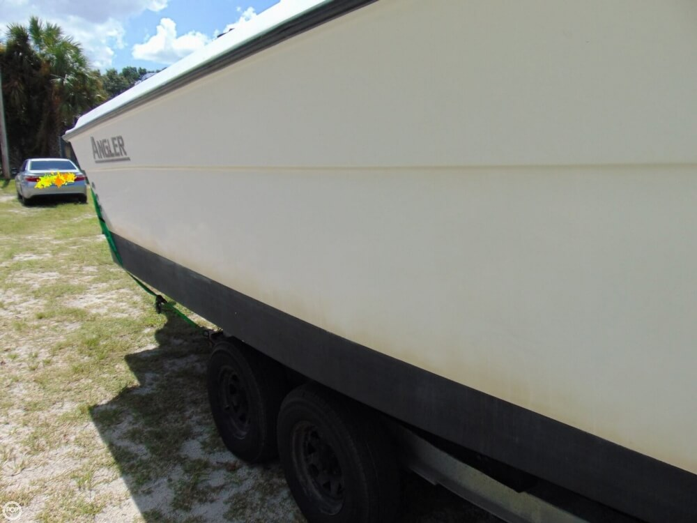 2002 American Angler boat for sale, model of the boat is 274 Center Console & Image # 26 of 40