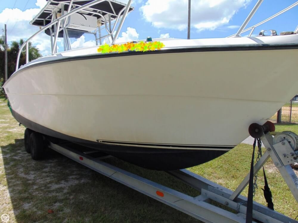 2002 American Angler boat for sale, model of the boat is 274 Center Console & Image # 27 of 40