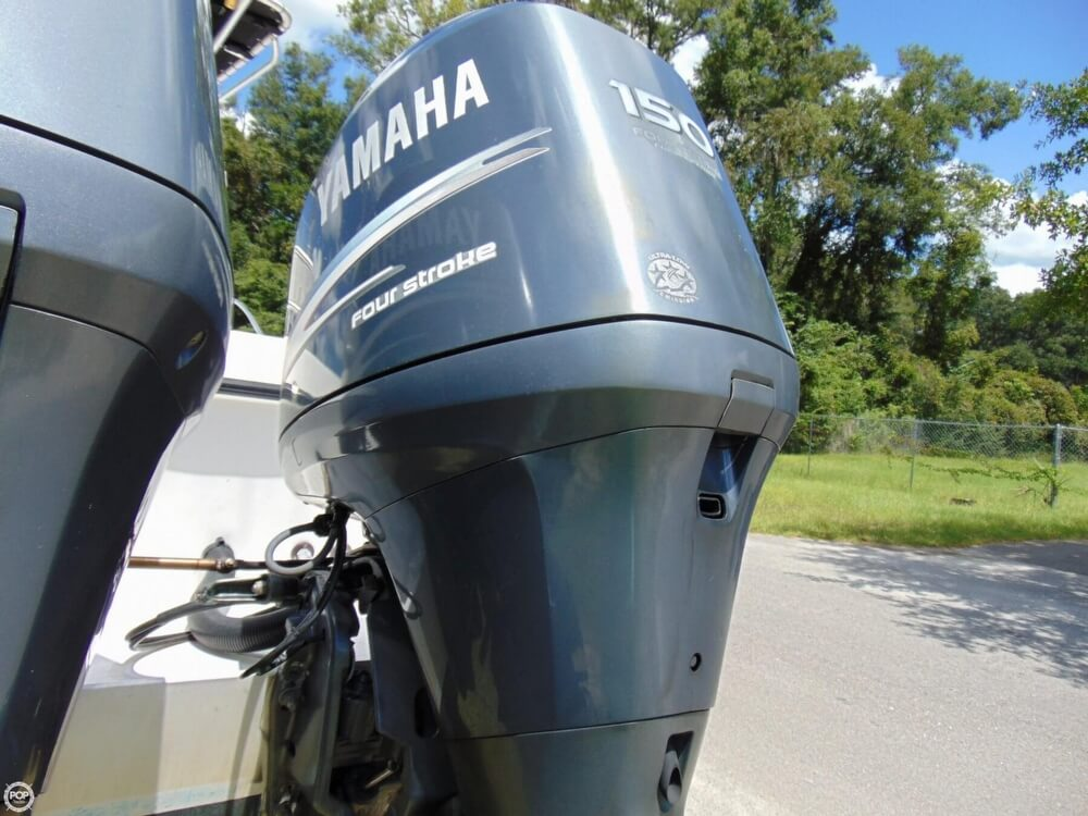 2002 American Angler boat for sale, model of the boat is 274 Center Console & Image # 33 of 40