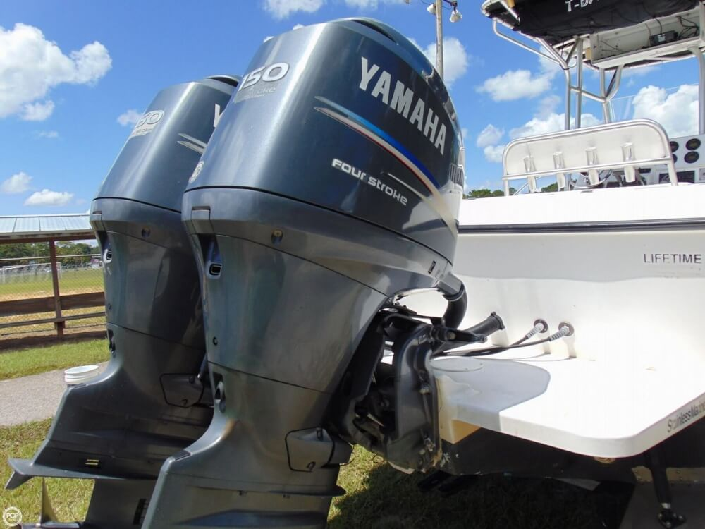 2002 American Angler boat for sale, model of the boat is 274 Center Console & Image # 35 of 40