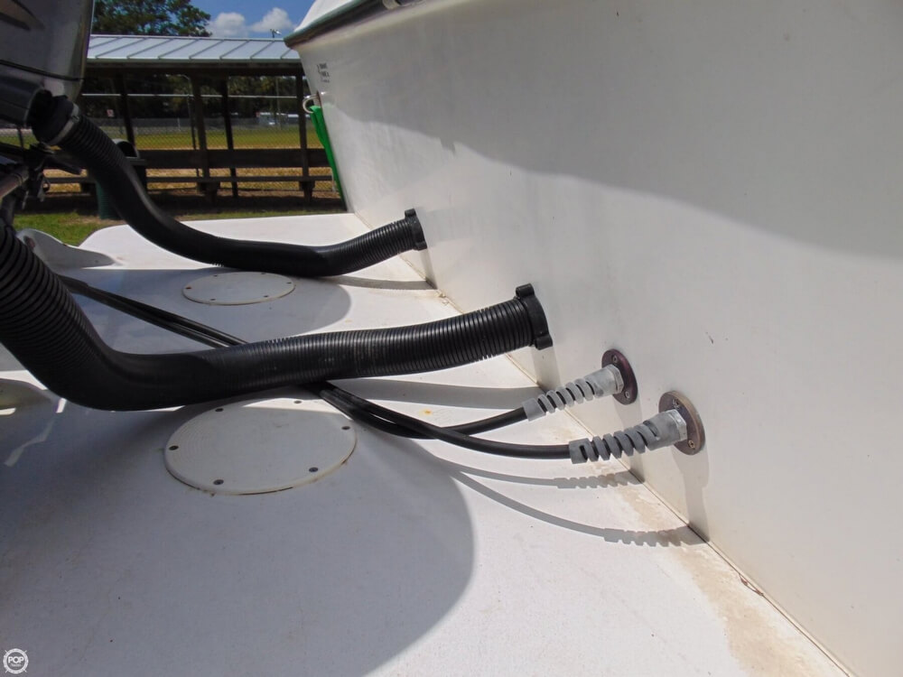 2002 American Angler boat for sale, model of the boat is 274 Center Console & Image # 36 of 40