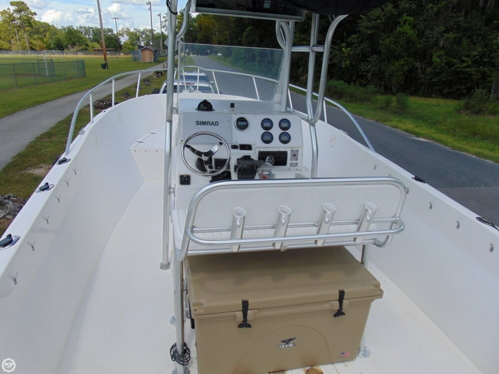 2002 American Angler boat for sale, model of the boat is 274 Center Console & Image # 3 of 40
