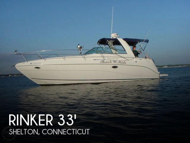 Used Rinker 33 Boats For Sale by owner | 2000 Rinker 33