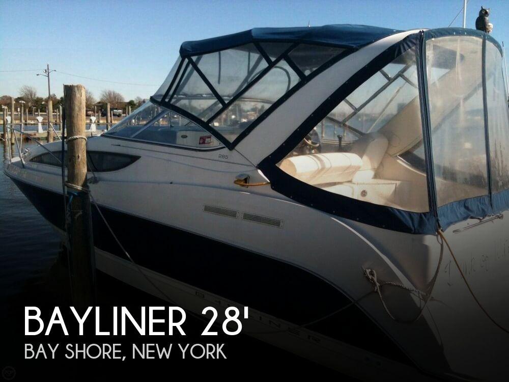 Used Bayliner Boats For Sale in New York by owner | 2004 Bayliner 28