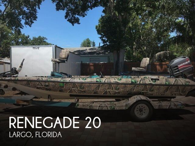 Used Renegade Boats For Sale by owner | 1994 Renegade 20