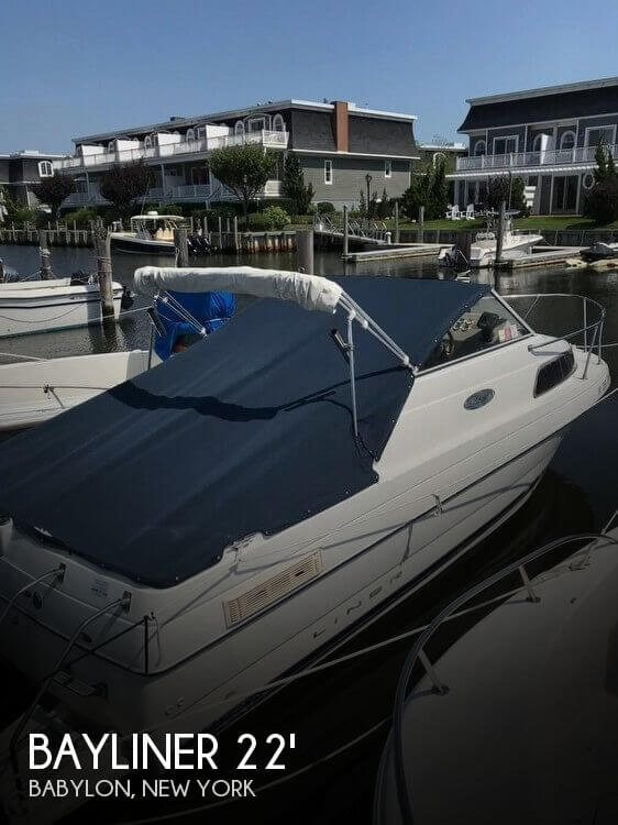 Used Bayliner 22 Boats For Sale by owner | 2003 Bayliner 22