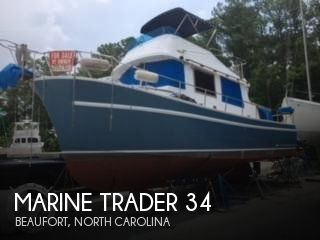 Used Marine Trader Boats For Sale by owner   1979 Marine Trader 34