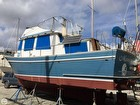 1979 Marine Trader 34 Double Cabin Trawler - #1